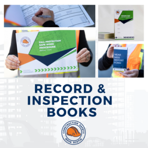 Record & Inspection Books